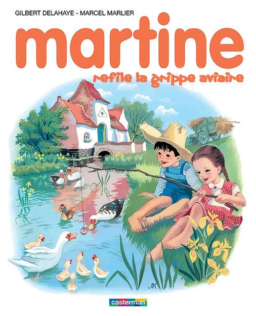 [humour noir /!\] martine. Martinerefilelagrippeavtf6