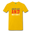 men shirt inspire motivate