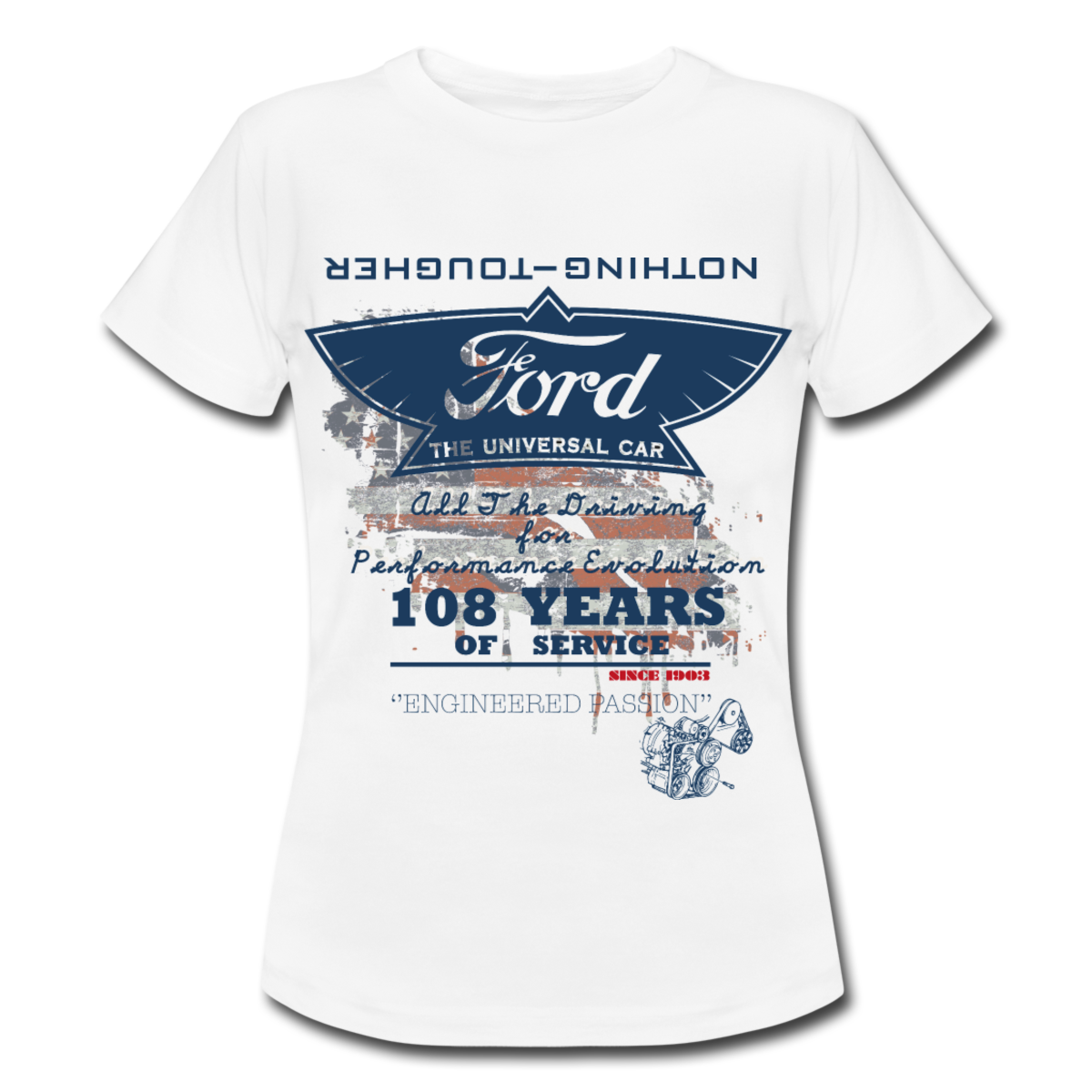 Ford clothing for women
